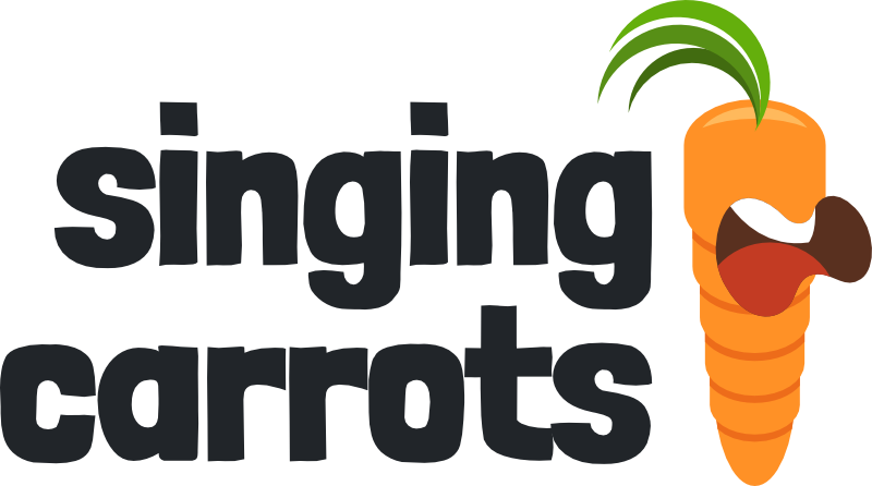 Singing Carrots logo